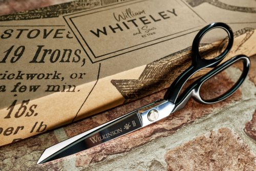 Made by hand in Sheffield by highly trained craftspeople in small batches, William Whiteley and Sons are perhaps the most sustainable scissors I've come across to date