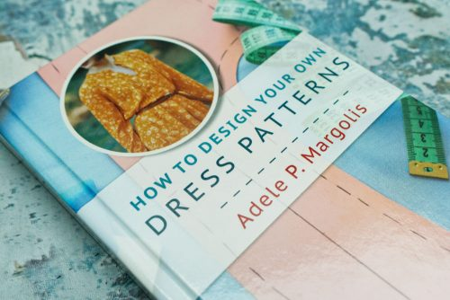 Learning to draft my own patterns is another of my sewing plans, made easier by this book I got for Christmas