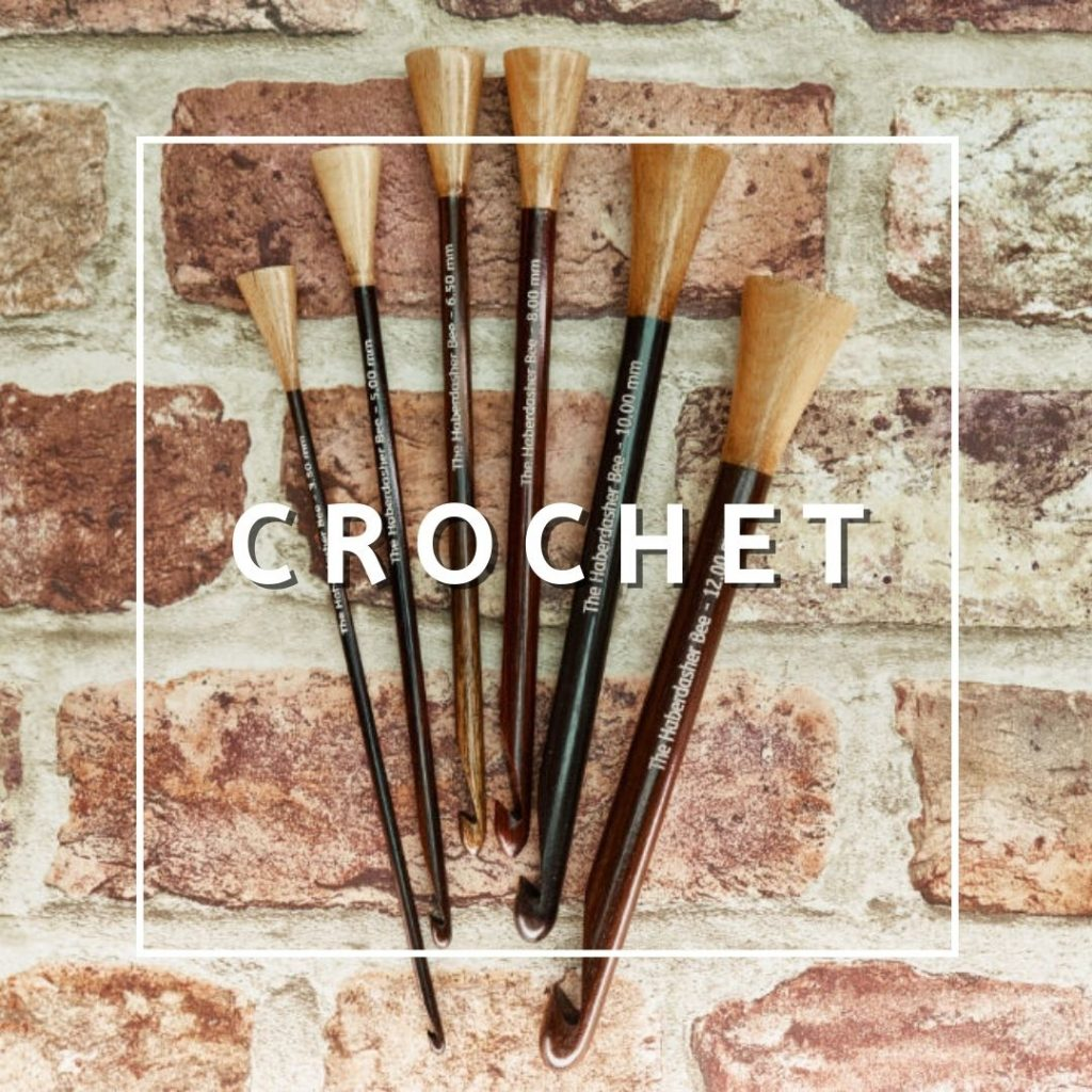 Sustainable Crochet Supplies