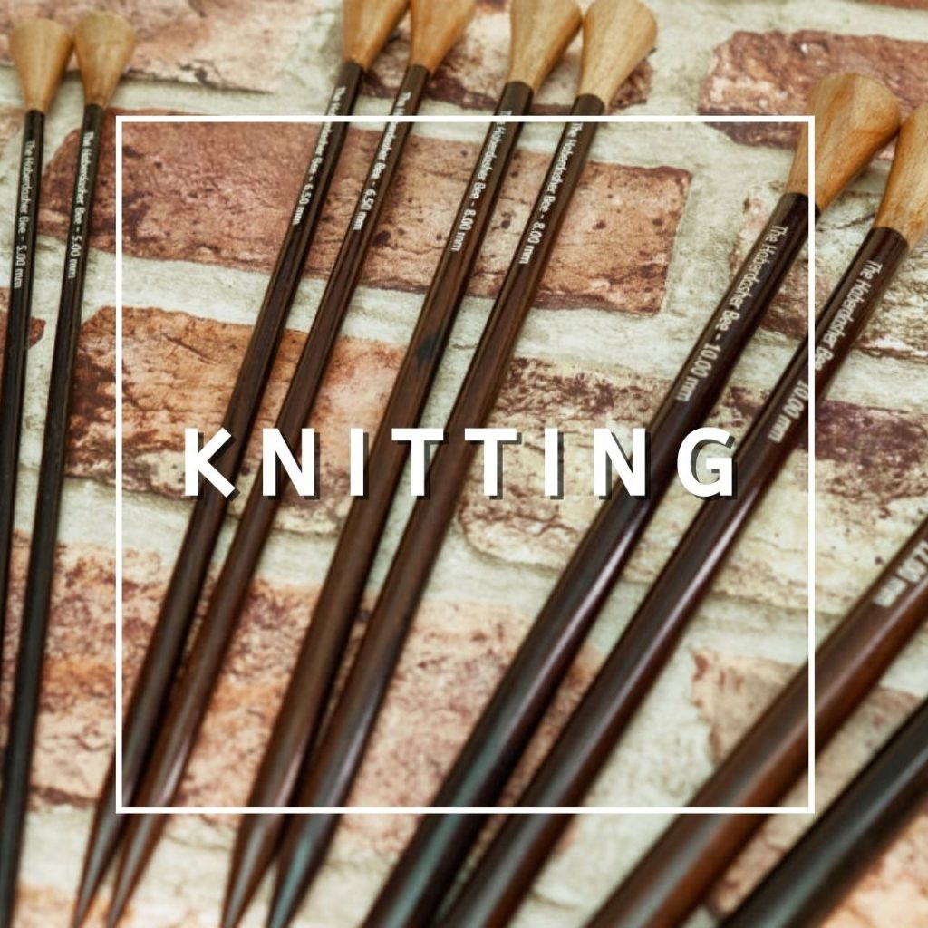 Sustainable Knitting Supplies