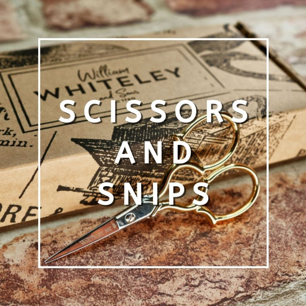 Sustainable Scissors - UK haberdashery
