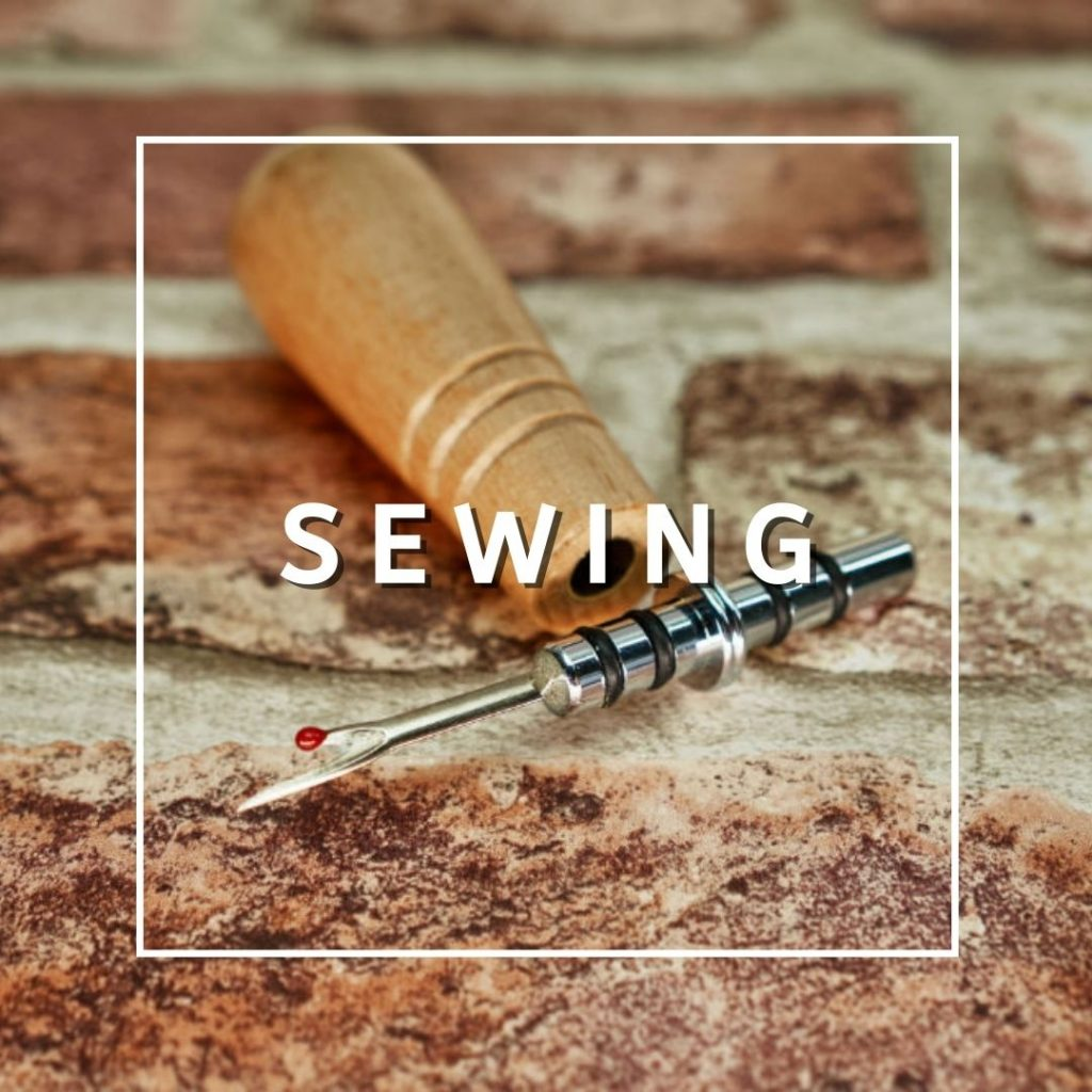Sustainable sewing items