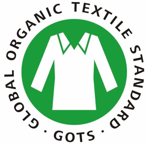 The Global Organic Textile Standard (GOTS) certificate is a surefire way to know that you're buying sustainable clothing.
